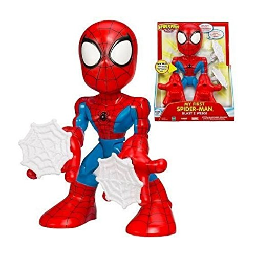 Spider-Man & Friends My First Spider-Man Double Web Shooter