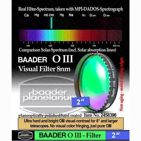 Baader O-III Nebula Filter - 2'' # FOIII-2 2458396 by Hayneedle
