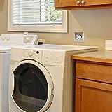 ENERLITES 66300 30 Amp Electrical Dryer Outlet