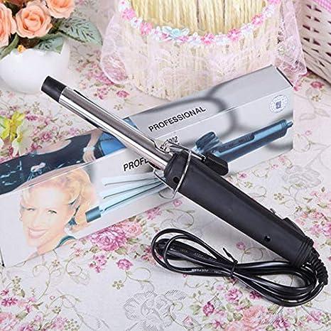 Eléctrica rizador de pelo automático Acero inoxidable Curling Waver Wave Curl Styling belleza herramientas: Amazon.es: Salud y cuidado personal