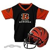 Franklin Sports NFL Cincinnati Bengals Replica Youth Helmet and Jersey Set