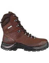 Thorogood Mens 8 Omni Waterproof Brown Safety Toe