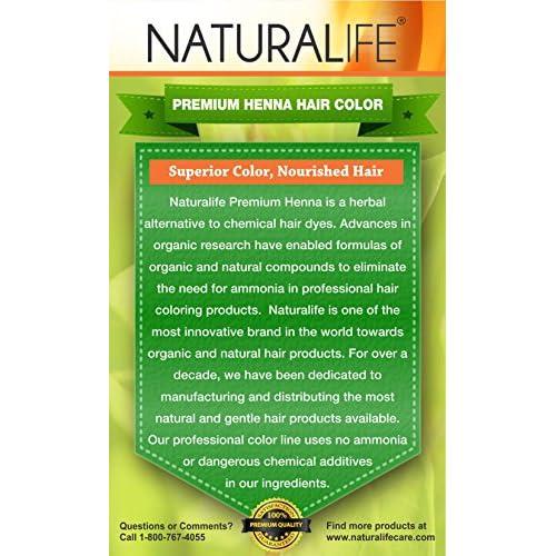 Naturalife Premium Natural Black Henna Powder 80 Off