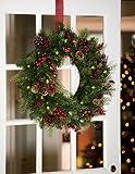 Northwoods Pre-Lit Wreath