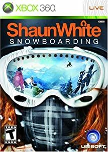 a0b189ff9dd Image Unavailable. Image not available for. Color  Shaun White Snowboarding  - Xbox 360
