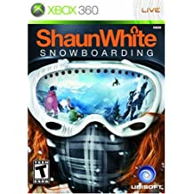 Shaun White Snowboarding (Fr/Eng manual) - Xbox 360