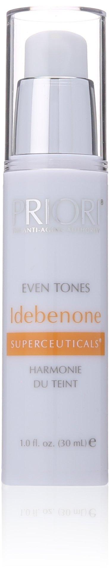 Priori Idebenone Complex Even Tones, 1 Fluid Ounce