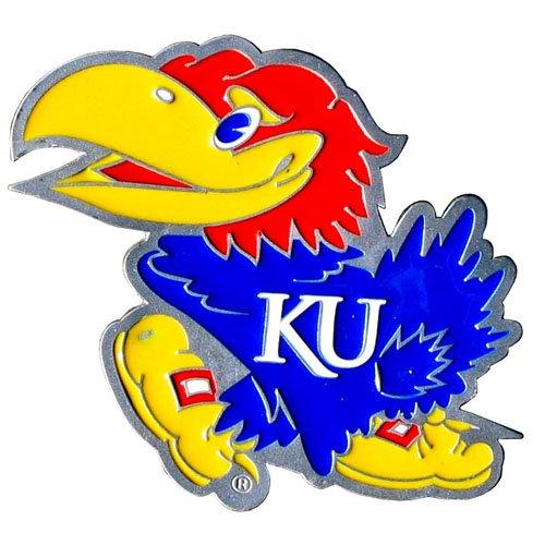 Siskiyou Sports CTH21B Collegiate Hitch Cover - Kansas Jayhawks   B004QPTWXQ