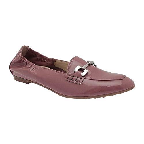 Hogl - Mocasines para mujer Rosa rosa: Hogl: Amazon.es: Zapatos y complementos