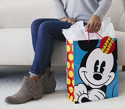Buy mickey mouse gift wrap