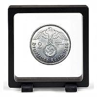 """COLLEZIONE MONETE """"ANTICHITA'"""" - 2 Marchi tedeschi del 1934. La moneta del Terzo Reich"""