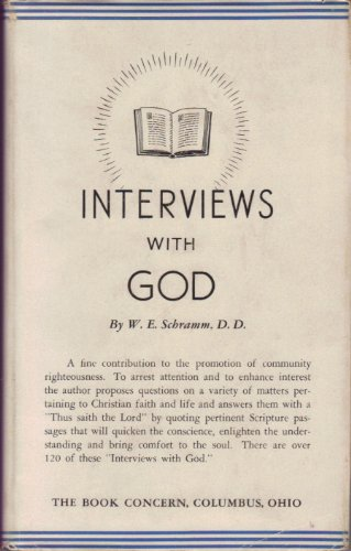 Interviews with God