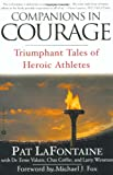 Companions in Courage, Pat LaFontaine and Ernie Valutis, 0446677809