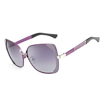 ZHOUYF Gafas de Sol Diseño De Marca Gafas De Sol Polarizadas ...
