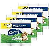 Charmin Ultra Gentle Toilet Paper Mega Rolls, 36 Count