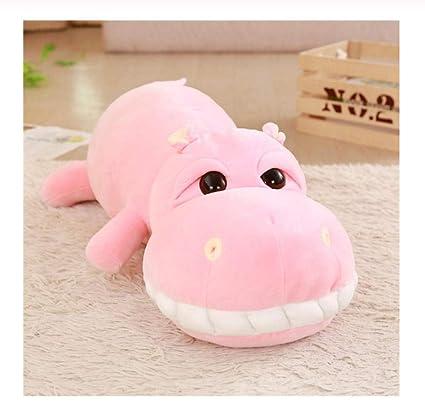 FUYUHAN Muñecos de Peluche de hipopótamo de Peluche de ...