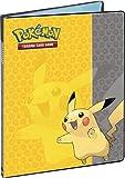UltraPro Pokemon Card Binder featuring Pikachu (9-Pocket Album/Portfolio Holds 90-180 Cards)