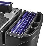 AutoExec AUE20000 Efficiency FileMaster Car Desk
