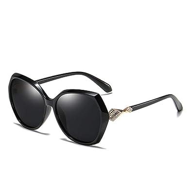 QingMu Gafas de sol 2019 Nuevas gafas de sol polarizadas ...