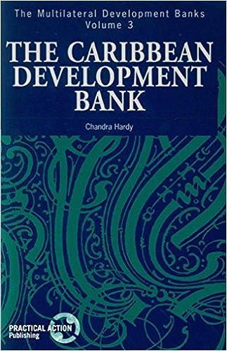 Caribbean Development Bank (Multilateral Development Bank)