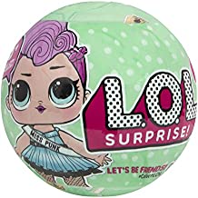 L.O.L. Surprise! Tots Ball-Wave 3 Unwrapping Toy