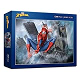 PuzzleLife 1000piece Jigsaw Puzzle MARVEL Spiderman