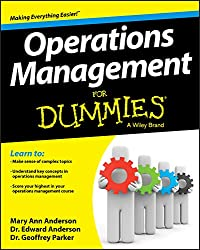 Image of the product Operations Management For that is listed on the catalogue brand of Brand: For Dummies.