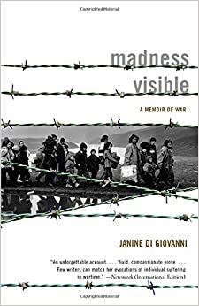 Book Madness Visible: A Memoir of War
