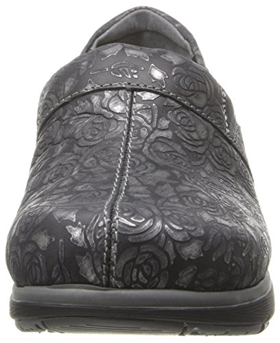 Black Meredith Clog SoftWalk Met Women's wpaxqU