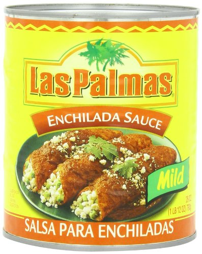 Las Palmas Enchilada Sauce, Mild, 28 Ounce (Pack of ()
