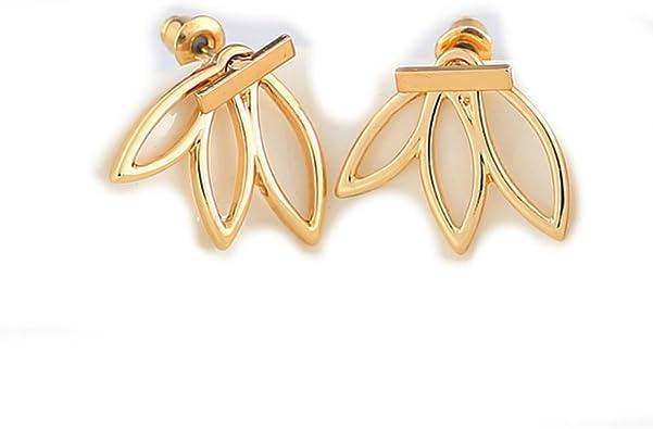 gold ear cuff ear jacket earring ear jacket gold Ear Jackets gold ear jacket gifts for her tiny star studs ear jacket spike