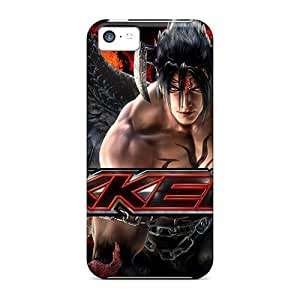 Hot Design Premium Tpu Case Cover Iphone 5c Protection Case(games Fighting Tekken)