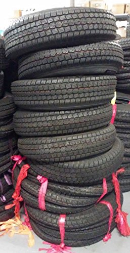 FOUR NEW 13 INCH ST 175/80-13 10 PLY RATED LOAD RANGE E BIAS TRAILER TIRES 175/80D13 1758013