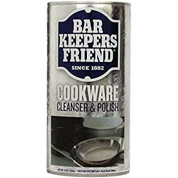 Servaas Lans Bar Keepers Friend Cookware Cleaner,12 oz