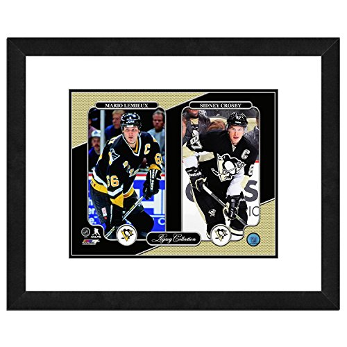 NHL Pittsburgh Penguins Men's Legacy Collection Framed Photo, One Size