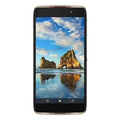 Alcatel IDOL 4S 6071W - 32GB - Gold (T-Mobile) 4G LTE Windows 10 Smartphone (Certified Refurbished)