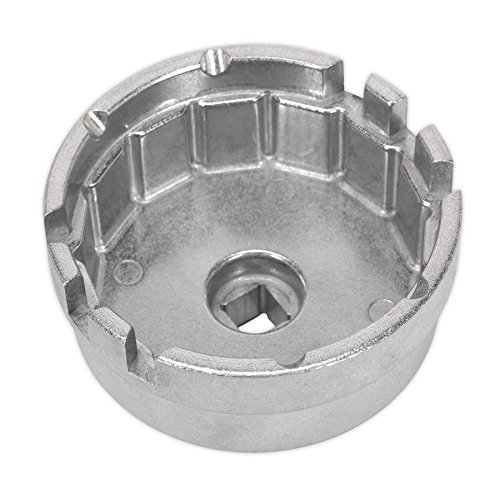 Toyota Sealey VS7111 Oil Filter Cap Wrench /Ø64.5mm x 14 Flutes