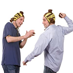 Jumpin' Banana Doody Head Velcro Cap Poo Flinging Game