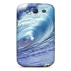 (NXUqeSx542ZMMhP)durable Protection Case Cover For Galaxy S3(gigantic Wave)