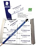 Staedtler Large Rasoplast Pencil Eraser (526 B20) Box of 20 Pieces