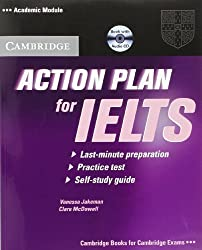 Action Plan for IELTS Self-study Pack Academic Module (Face2face S)