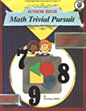 img - for Math Trivial Pursuit with Cards and Gameboard (Math Trivial Pursuit Book/Game Series) by Kino Learning Center (1997-04-02) book / textbook / text book
