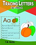 Tracing Letters Workbook. COLORFUL ALPHABET Pages,Great For Preschool 3-5 year old!!!: Handwriting Practice for Kids!!!