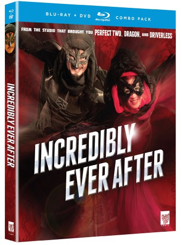 Incredibly Ever After [Blu-ray/DVD Combo]