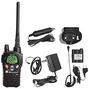 Midland Nautico NT3VP 3 VHF Waterproof Marine Two-Way Radio