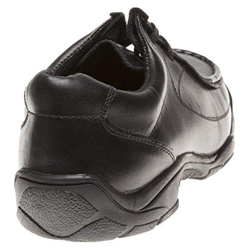 Hush Puppies , Chaussures de ville à lacets pour garçon Noir noir