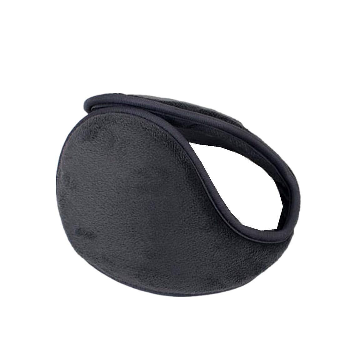 Unisex Winter Plain Warm Plush Earmuffs Ear Warm Ear Warmers