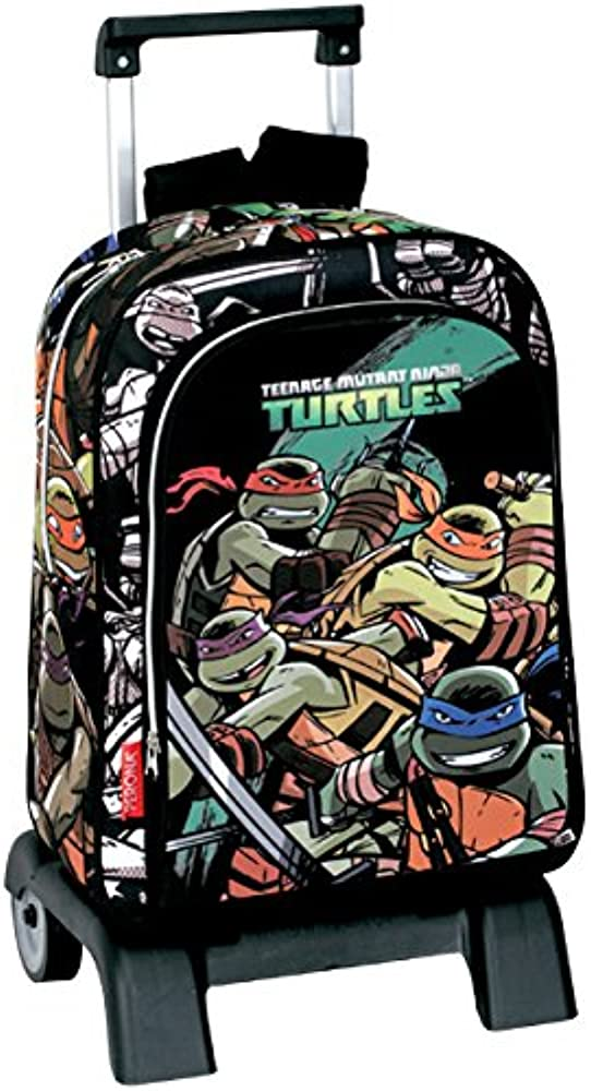 Tortugas Ninjas Turtles Sharp - Carro Desmontable, Color ...