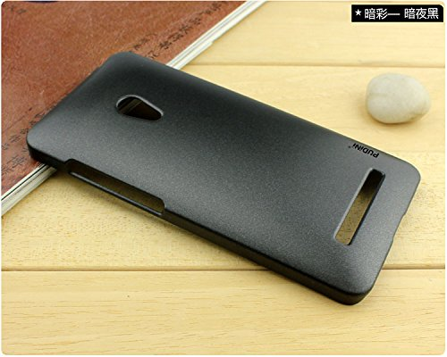 low priced 10d5c 246e5 TyVely Metal Hard Case For Asus Zenfone 5 (Black) With Screen Guard