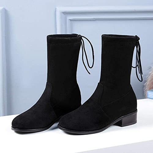 Botas para Mujer Zapatillas De Senderismo para Mujer Botines ...
